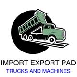 IMPORT EXPORT PAD