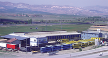 Verkoopplaats ALTINORDU LPG GAS TANK, PRESSURE & CRYOGENIC VESSELS MANUFACTURING