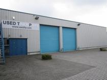 Verkoopplaats Used Truck Parts BVBA company