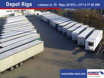 Verkoopplaats Schmitz Cargobull Latvija SIA