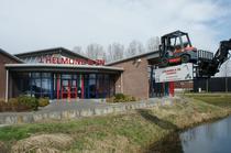 Verkoopplaats J.Helmond Forklifts BV